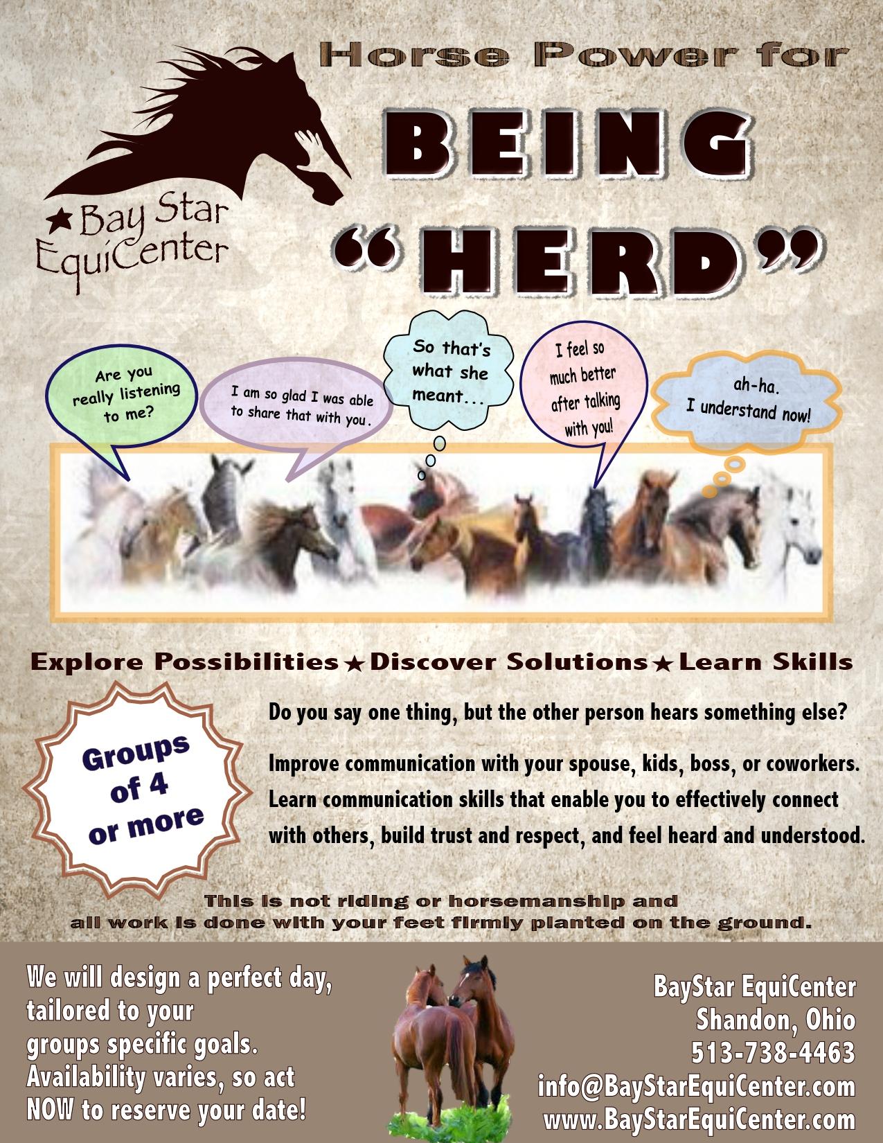 Being Herd