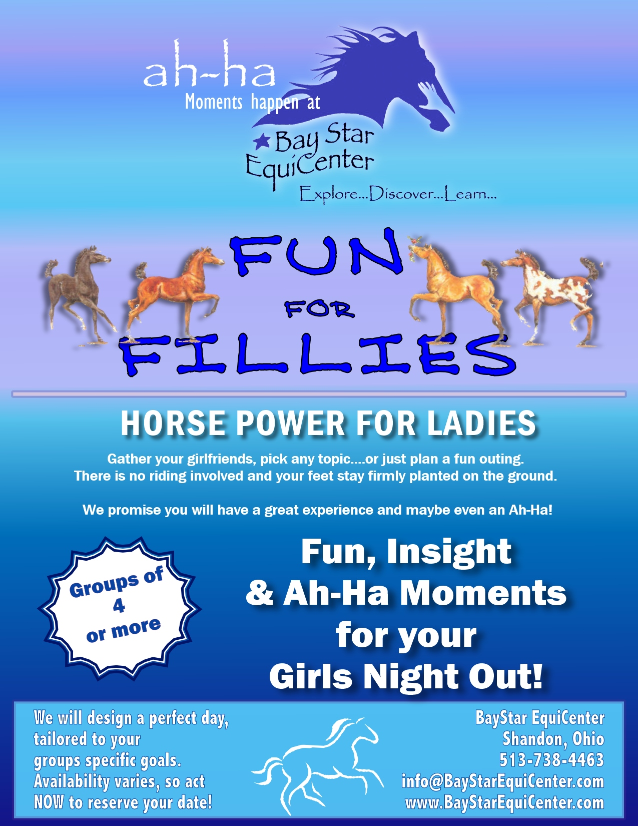 Fun for Fillies